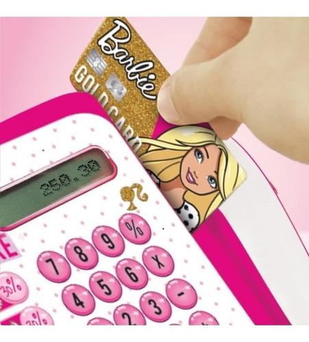 Barbie Caja Registradora Original Fashion Store