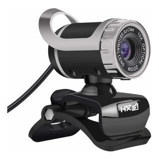 Hxsj Webcam 480p Hd Lg-68 Skype Cámara Web Hd Con Micrófo