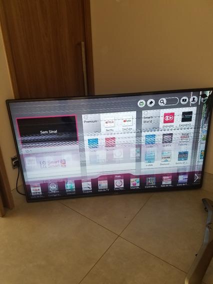 Tv Lg 60 Polegadas 3d Com A Tela Quebrada