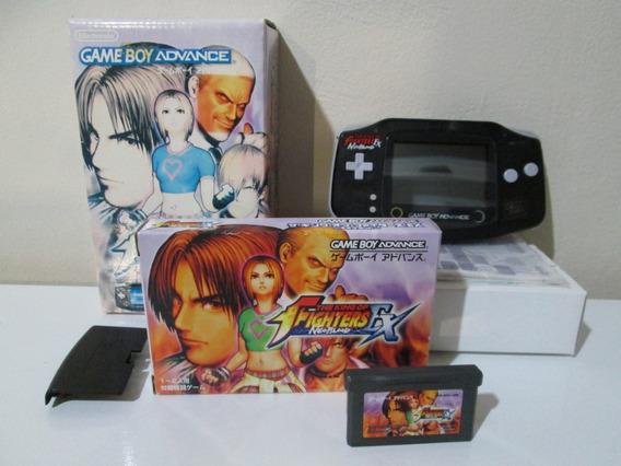 Game Boy Advance Edição The King Of Fighters Ex + (14 Jogos)