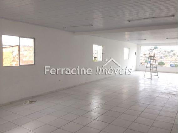 01053 - Sala Comercial Terrea, Jardim Santa Rita Ii - Itaquaquecetuba/sp - 1053