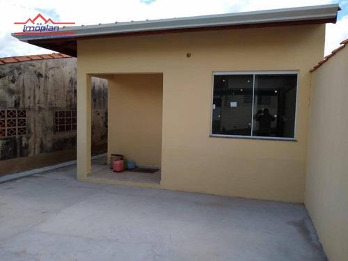 Imagem 1 de 9 de Casa Com 2 Dormitórios À Venda, 86 M² Por R$ 280.000,00 - Lady Katita - Bom Jesus Dos Perdões/sp - Ca4627