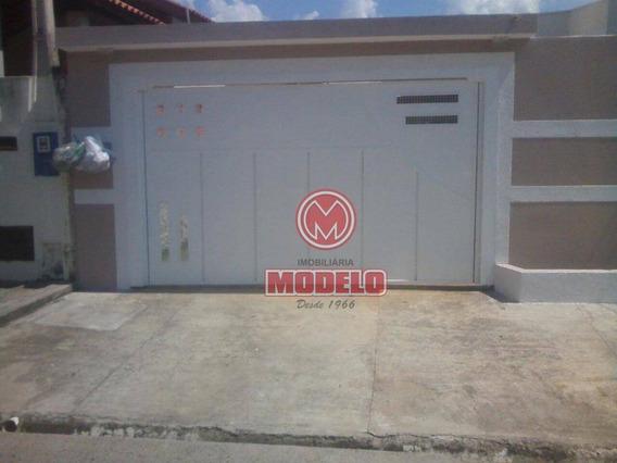 Casa Com 3 Dormitórios À Venda, 125 M² Por R$ 210.000 - Residencial Itaqueri - Charqueada/sp - Ca2697