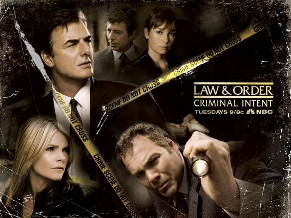 Law And Order Criminal Intent - Temporadas 6, 7, 8, 9, 10