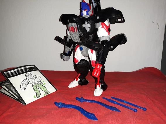Transformers Beastwars Optimus Prime