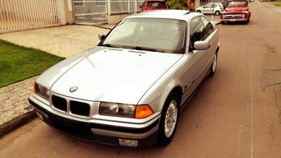 Bmw Coupe 1995 Manual, 39 Mil Km,raríssima , Colecionador.