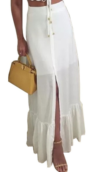 Faldas Para Mujer Limonni Ameliee Li1991 Largos Elegantes