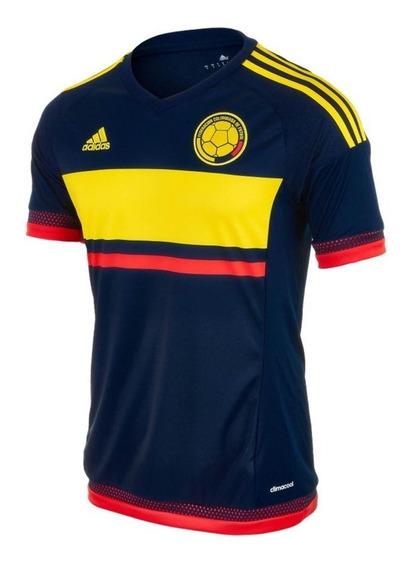 Camiseta adidas Selección De Colombia Alternativa 2016/2017