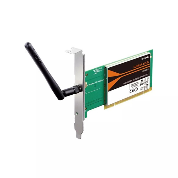 Adaptador De Rede Wireless D-link N150 Dwa-525