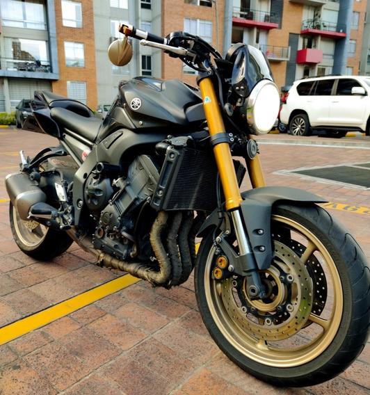 Yamaha Fz8n Negra
