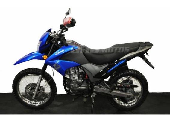 Zanella Zr 250 Lt 0km 2020 Enduro 250cc