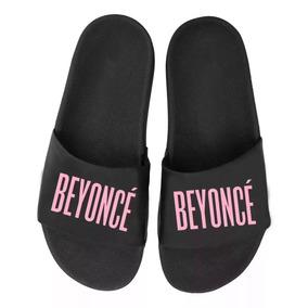 Chinelo Slide Beach Beyonce Rasteira Sandália