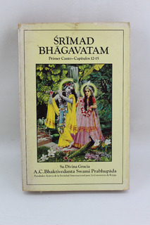 L871 Srimad Bhagavatam -- Primer Canto Capitulos 12-15