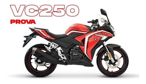 Gilera Prova Vc 250 0km Motor Loncin 18hp Moto Baires