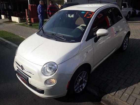 Fiat 500 1.4 Cult 8v Flex 2p Aut 2013