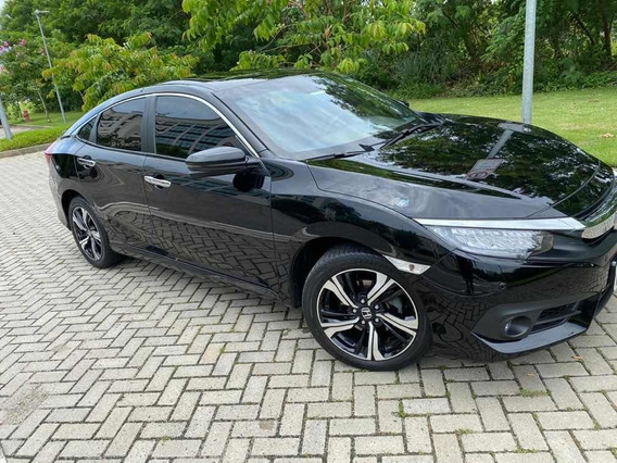 Honda Civic 2017 1.5 Touring Turbo Blindado
