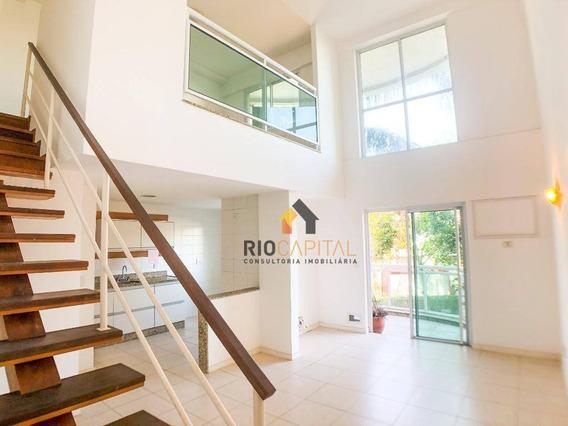 Loft Com 1 Quarto À Venda, 65 M² Por R$ 580.000 - Barra Da Tijuca - Rio De Janeiro/rj - Lf0009