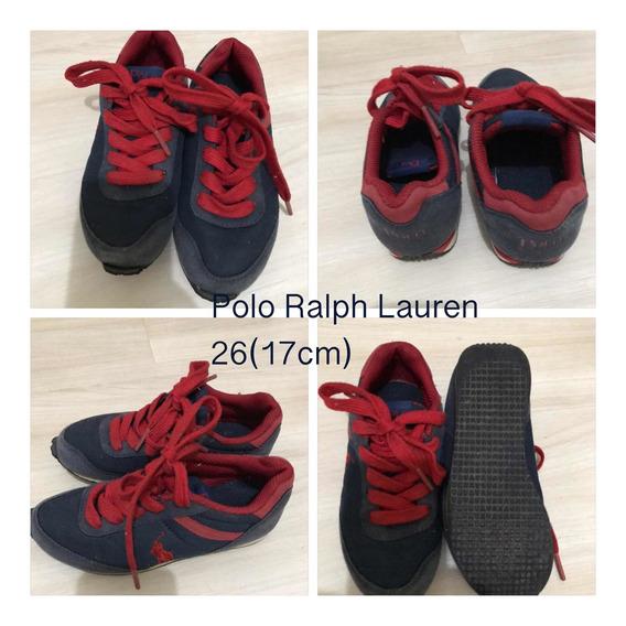 Tênis Polo Infantil