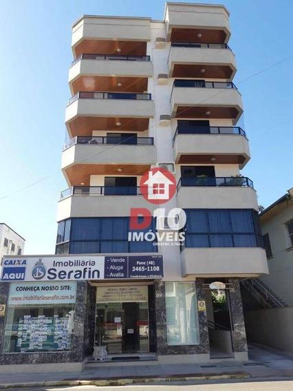 Apartamento Com 2 Dormitórios À Venda Por R$ 300.000,00 - Centro - Urussanga/sc - Ap2788