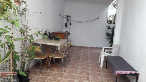 Casa Térrea Quase De Esquina Com A Avenida Casa Verde - St17972
