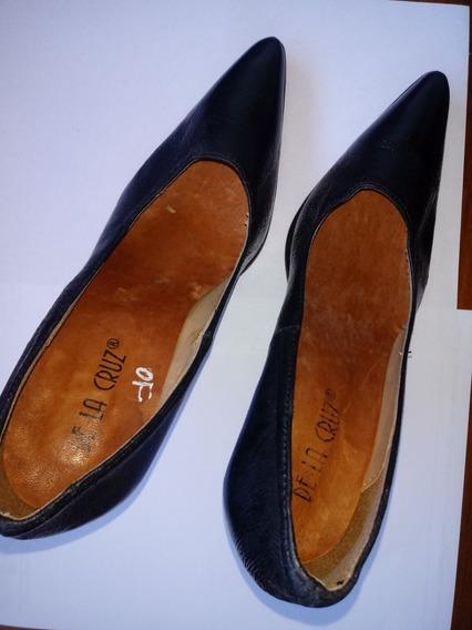 Zapatos Stilettos Color Negro Numero 40