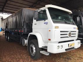 Vw 17220 Worker Truck Reduzido Granel 8,10m