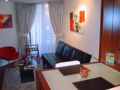 Apartamento Vacacional En Santiago De Chile Precio Por Día