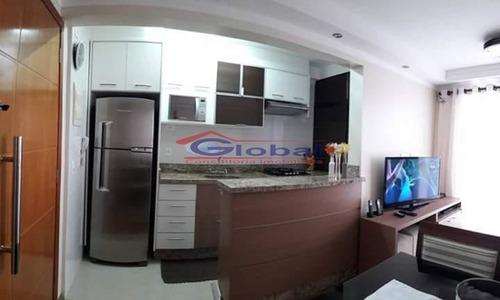 Venda Apto Parque Erasmo Assunção/sa - Gl40263