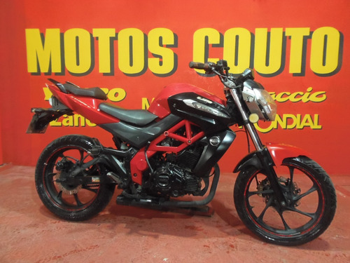 Um Xtreet 200 Inpecable ===== Motos Couto =====