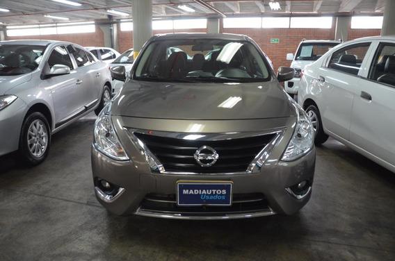 Nissan Versa Advance Aut. Sedan 2019