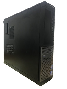Cpu Desktop Dell Optiplex 390 Core I5 2400 4gb 320 Gb Hd