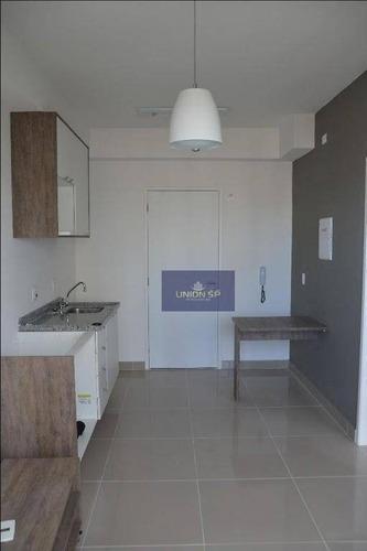 Apartamento Com 1 Dormitório À Venda, 33 M² Por R$ 435.000,00 - Alto Da Boa Vista - São Paulo/sp - Ap27740