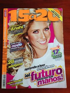 Anahí Revista 15 A 20 Junio 2006 Rbd Rebelde