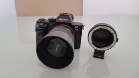 Camera Fotográfica Sony A7s Ii