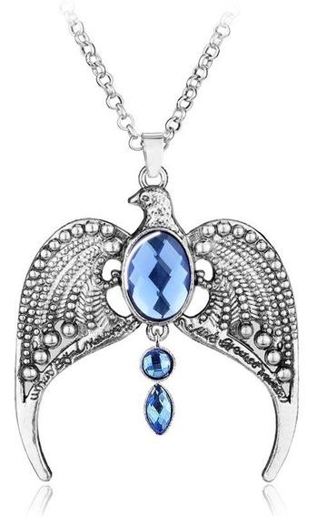 Colar Medalhão Horcrux Diadema Corvinal Potter Lll
