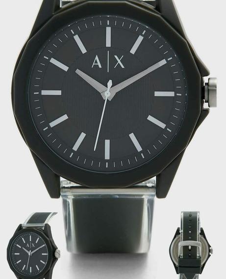 Relógio Armani Exchange Verde