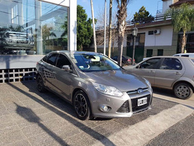 Ford Focus Titanium Sedan Manual Tasa 0% Para 24 Meses