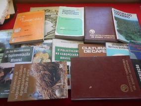 Agricultura Agropecuária Café Botânica 15 Livros P/ Revender