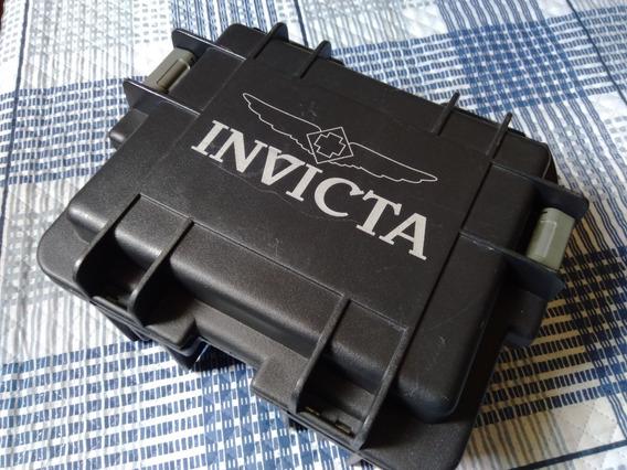 Invicta,maleta Invicta,barato,promoção,perfeita,preto,estado