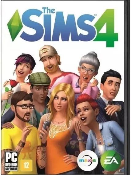 The Sims 4 + 1 Jogo A Escolha