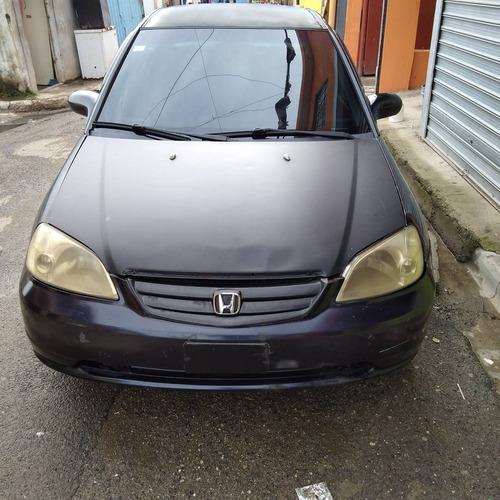 Imagen 1 de 15 de Honda Civic Lx Americana