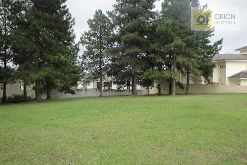 Terreno Residencial À Venda, Residencial Morada Dos Lagos, Barueri. - Te0598