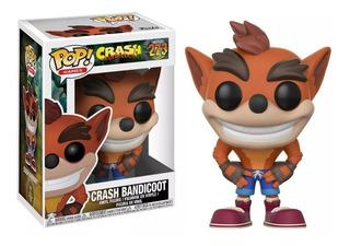 Funko Pop Crash Bandicoot #273 Jugueterialeon