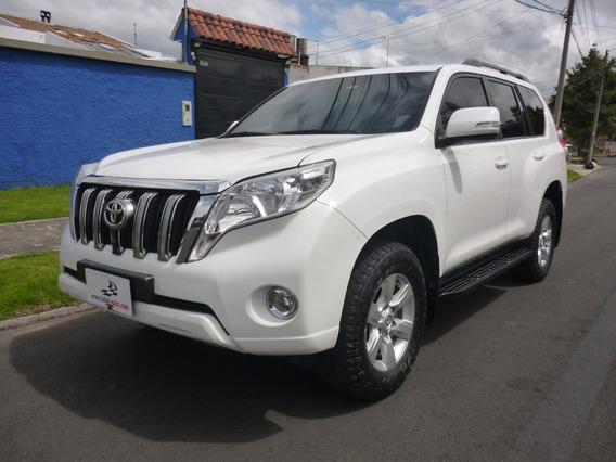 Toyota Prado Tx 4.0 Blindada Nivel Ii Nueva