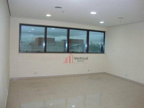 Sala Para Alugar, 33 M² Por R$ 1.800,00/mês - Tatuapé - São Paulo/sp - Sa0602