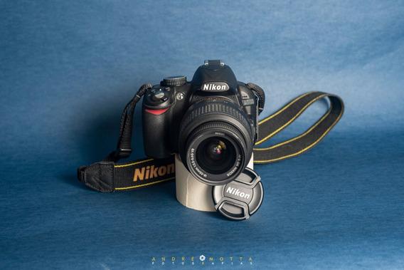 Corpo Nikon D3100 Com Apenas 1600 Clicks (apenas Corpo)