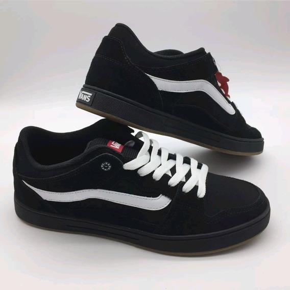 Vans Baxter Black/white Gum