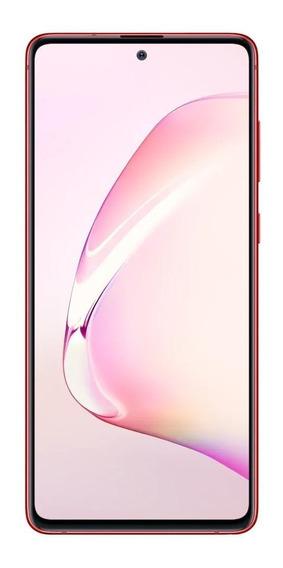 Samsung Galaxy Note10 Lite Dual SIM 128 GB Aura red 6 GB RAM