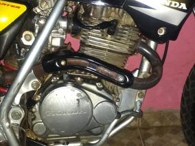 Moto Xr200r Impecável Original