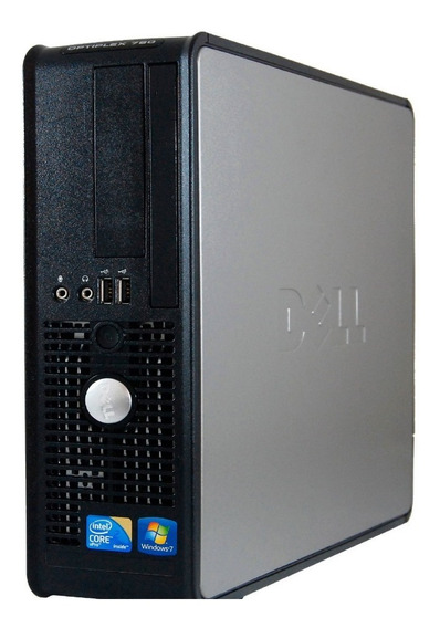 Cpu Dell Optplex E8400 3.0 4gb Hd 250gb Semi Novo Com Nota